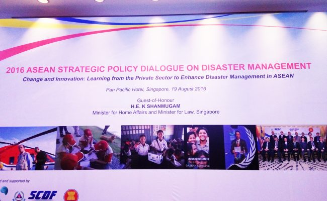 2016 ASEAN Strategy Policy Dialogue