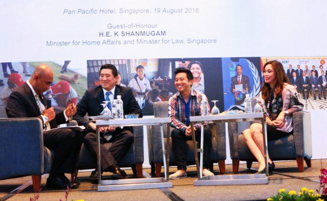 Panel Discussion CEOs Talk